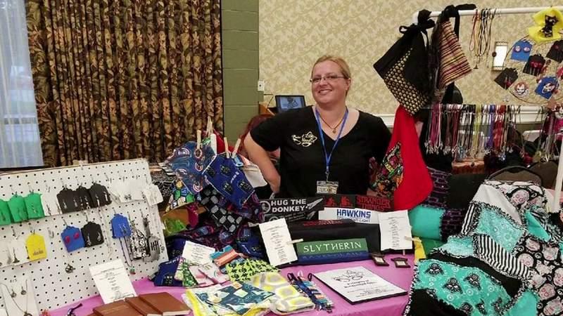 Roanoke business owner grows her brand