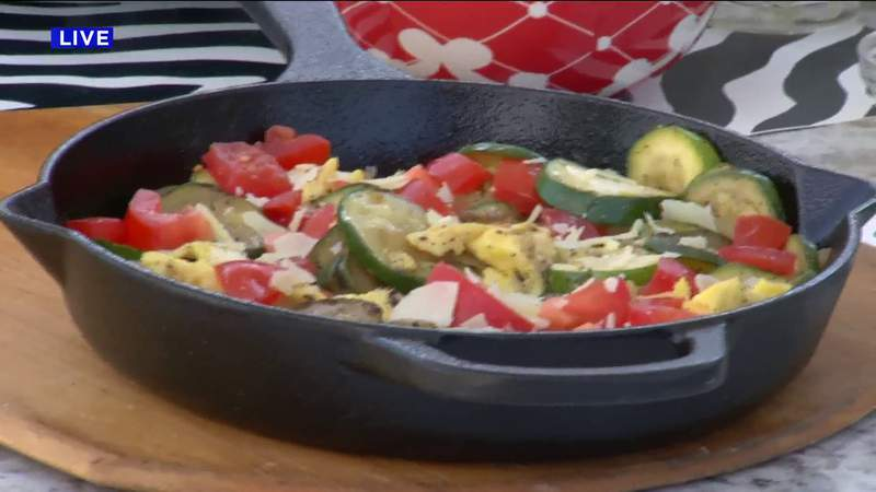 Are you having Italian tonight? Check out this side dish recipe