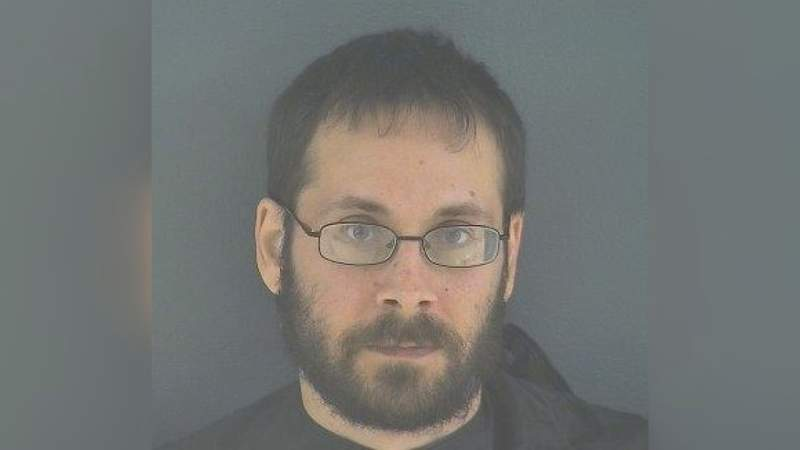 Matthew Perretta (Courtesy: Bedford County Sheriff's Office)