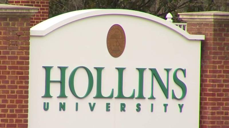 Search for evidence continues after human remains found at Hollins University