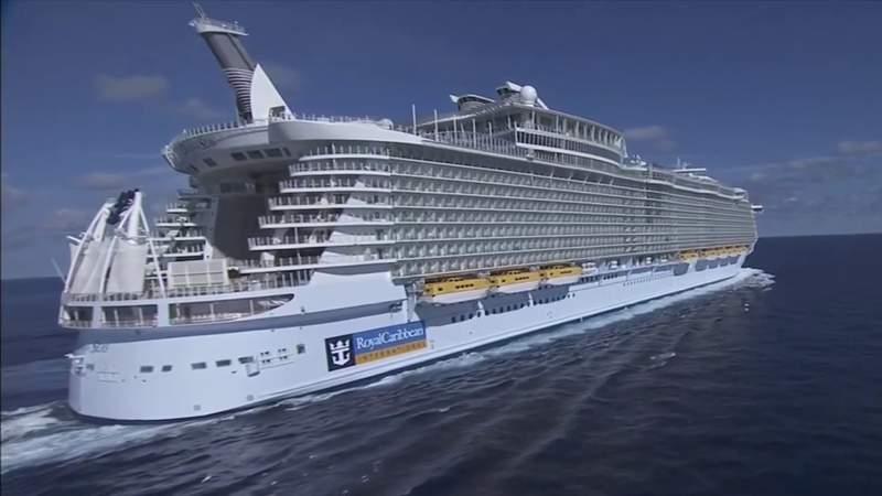 Taking health precautions on cruises