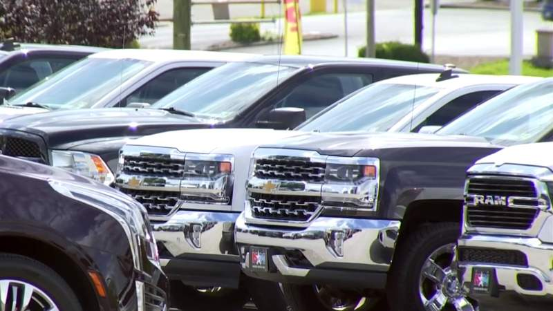 Reports show used car sales are increasing