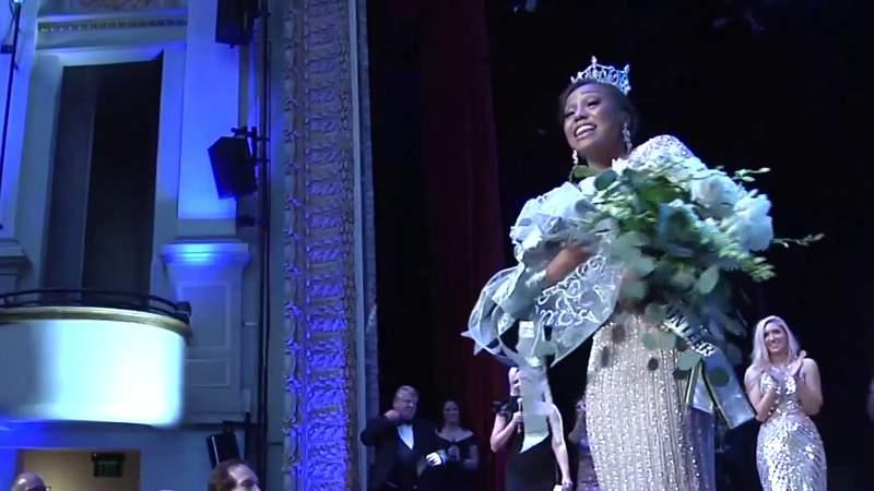 A Virginia Tech PhD student crowned Miss Virginia Volunteer