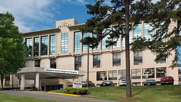 A member of the medical staff at Sentara Halifax Regional Hospital has tested positive for coronavirus.