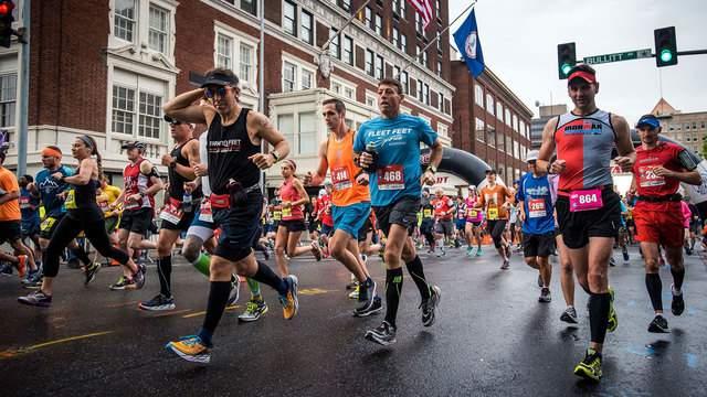 Courtesy: Foot Levelers Blue Ridge Marathon