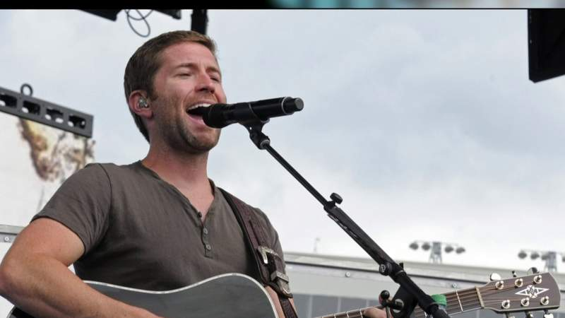 Josh Turner to perform at the Berglund Center on Sept. 11