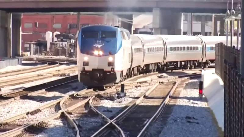Leaders push for passenger rail to New River Valley
