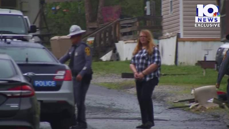 Arrest of woman at center of Giles County Amber Alert