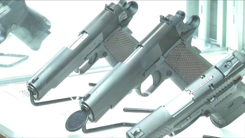 Gov. Northam signs new gun control measures into law