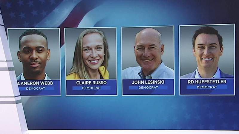 Meet the Democrats running in Virginia's 5th Congressional District