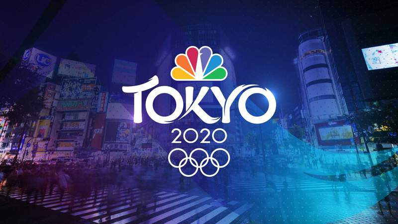 #WatchWithUs from home every day of the Tokyo Olympic Games on NBC!