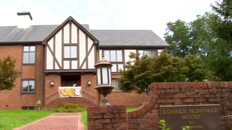 "Ronald McDonald House creates ""Keys for Hope"" fundraising initiative"