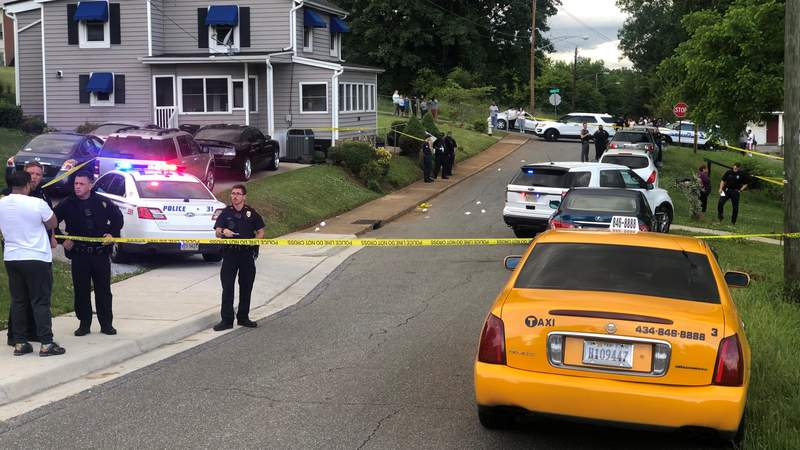 One man is dead after a Lynchburg shooting.
