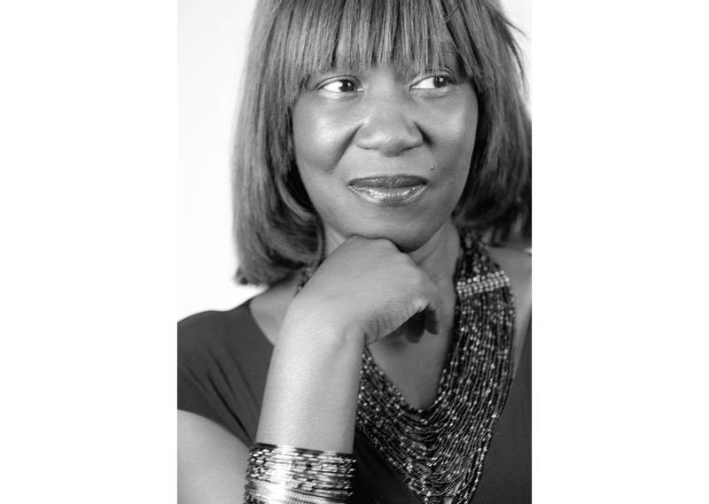 This image released by The Poetry Foundation shows poet Patricia Smith, recipient of the 2021 Ruth Lilly Poetry Prize for lifetime achievement, a $100,000 honor handed out by the Chicago-based Poetry Foundation. (Rachel Eliza Griffiths/The Poetry Foundation via AP)