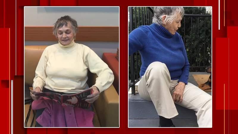 Body found identified as missing 81-year-old Roanoke woman