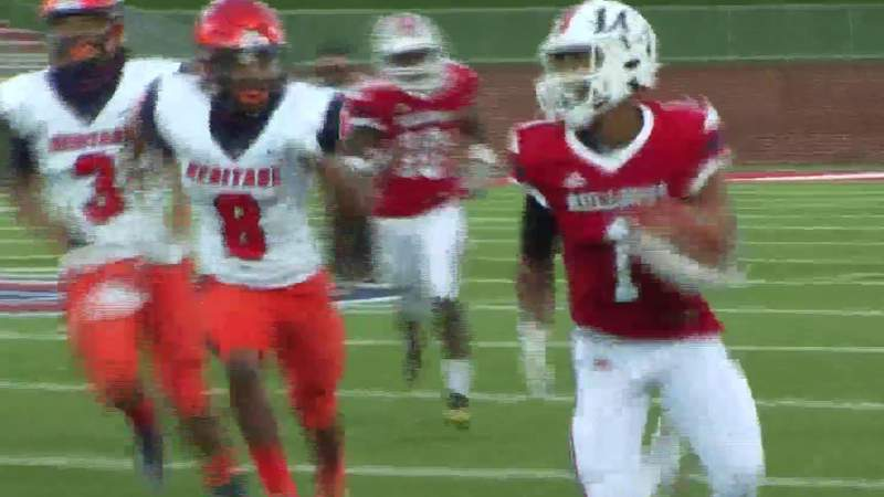 Liberty Christian outlasts Heritage to win Region 3C
