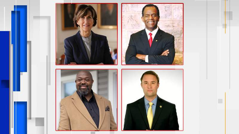 Four candidates vying for Republican nomination in race for Virginia's Attorney General