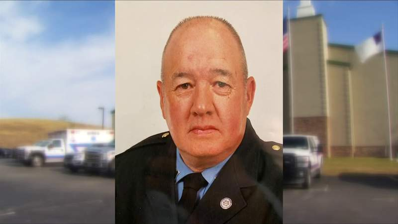 Funeral for longtime New River Valley firefighter