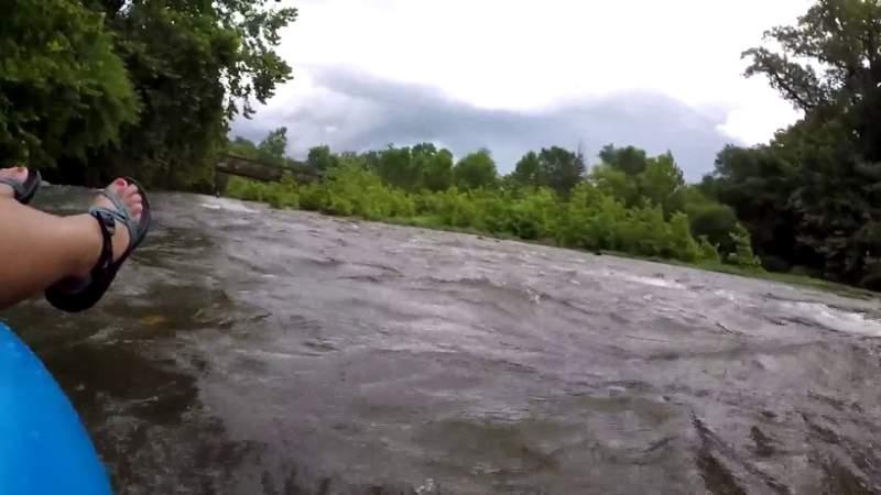 Floating with Brooke: Roanoke River