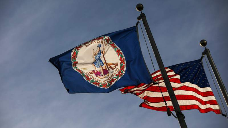 Governor Ralph Northam issues flag order.