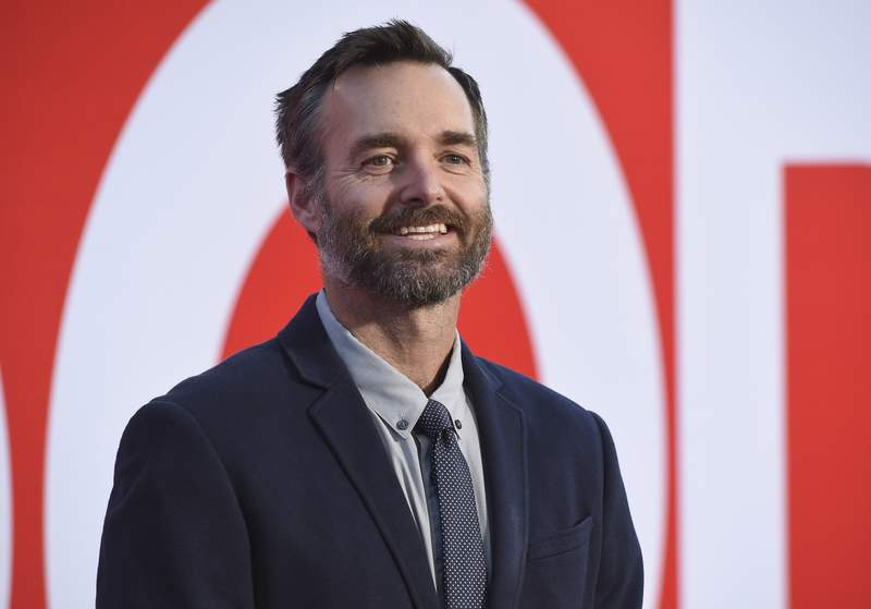 """FILE - Will Forte arrives at the premiere of """"Good Boys"""" in Los Angeles on Aug. 14, 2019. MacGruber, a parody skit on Saturday Night Live that became a movie, is coming back to the small screen. The NBCUniversal streaming platform Peacock said Monday that Forte will once again play the mullet-haired hero for a new half-hour series. (Photo by Chris Pizzello/Invision/AP, File)"""