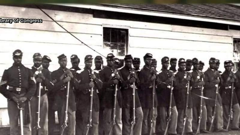 Hear the stories of Black Civil War soldiers from Southwest Virginia