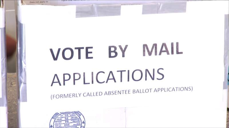 Confusion and concern over absentee voting