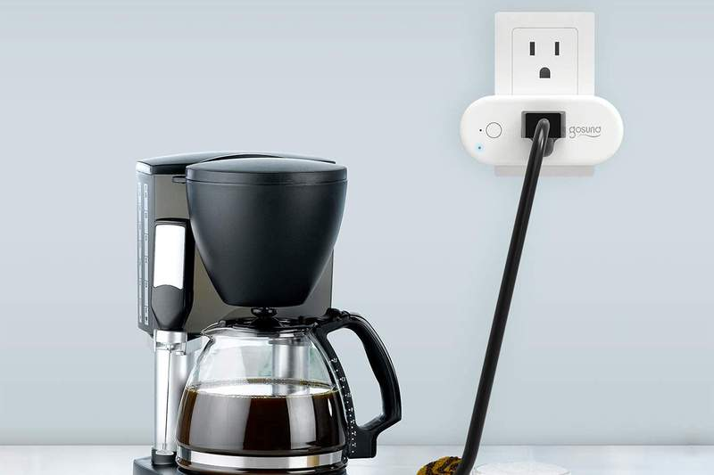 These FCC-certified outlets let you control your devices and appliances anywhere, anytime.