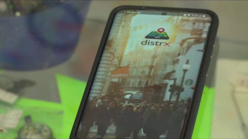 New app launches to help people learn more about Altavista's downtown district