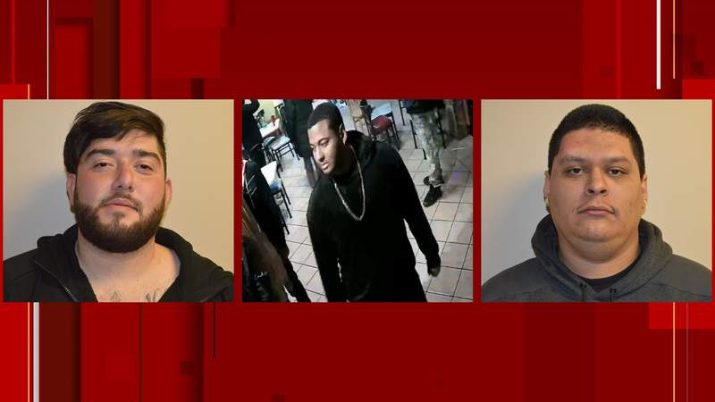 Three men wanted for Radford shooting