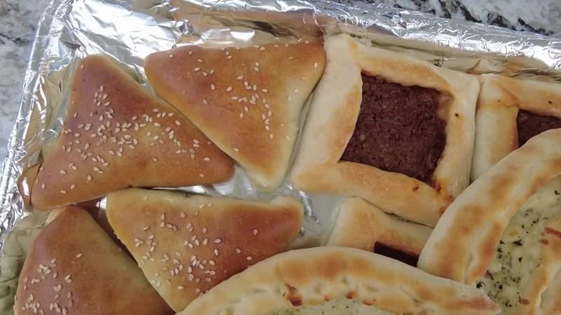 Roanoke Grocery Market makes Mediterranean pies