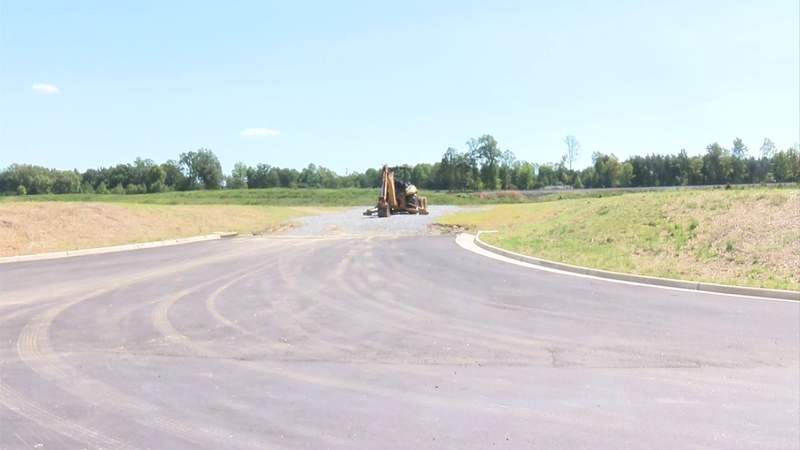 Push to fund road to business park in Henry County