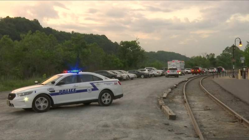 Suspect in custody after chase in Lynchburg