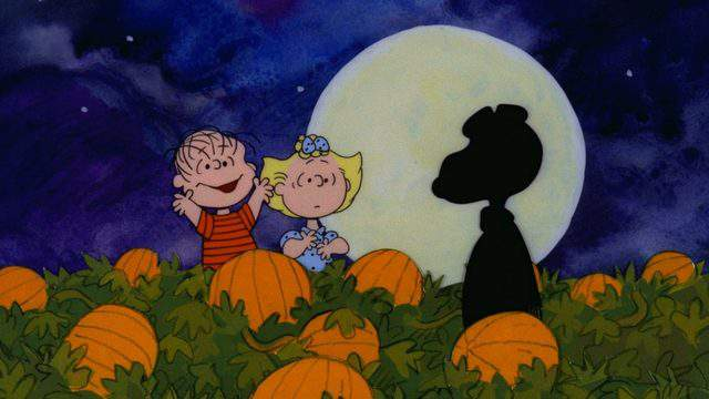 """""""IT'S THE GREAT PUMPKIN, CHARLIE BROWN"""" - This full-length version of the classic animated PEANUTS special """"Its the Great Pumpkin, Charlie Brown"""" includes the bonus cartoon, """"You're Not Elected, Charlie Brown,"""" featuring the Great Pumpkin, and will air THURSDAY, OCT. 18 (8:008:30 p.m. EDT), on The ABC Television Network. (1966 United Feature Syndicate Inc.)"""