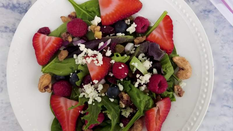 The perfect salad for summer