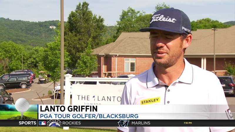 Lanto Griffin starts Junior golf Championship in Blacksburg