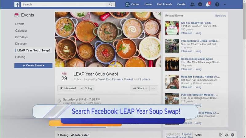 Leap Year Soup Swap