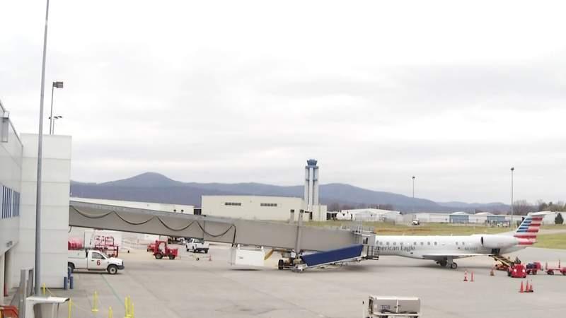 Roanoke-Blacksburg Regional Airport sees major drop in traffic