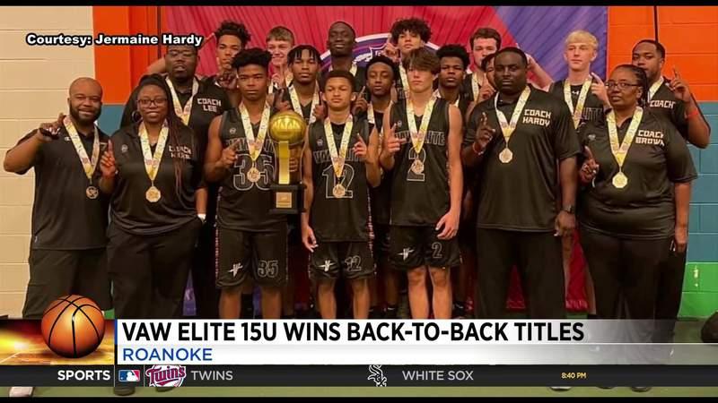 VA Warriors win AAU national title