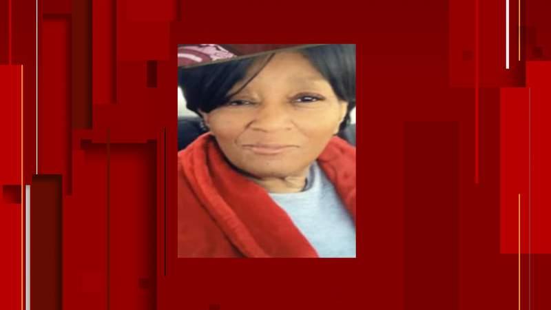 Patricia Garris was last seen on Saturday.