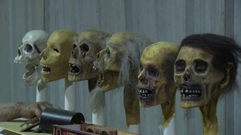 Boo! New Roanoke haunted attraction needs actors to scare people