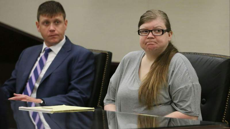 Kayla Thomas found guilty on all charges