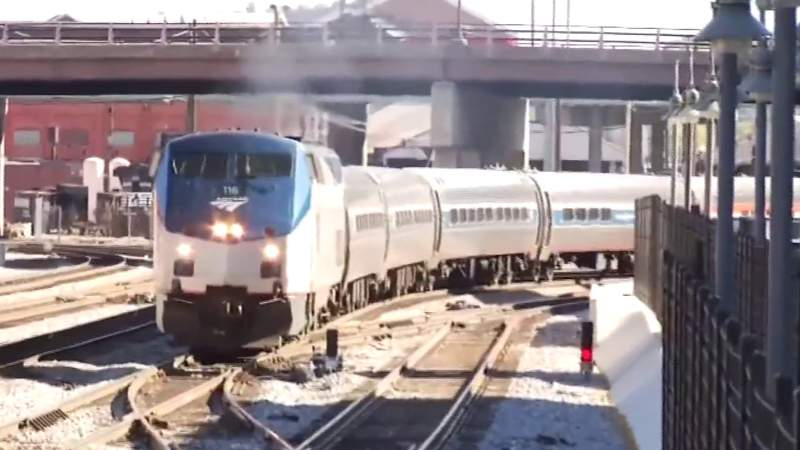 Milestone in Virginia's rail expansion