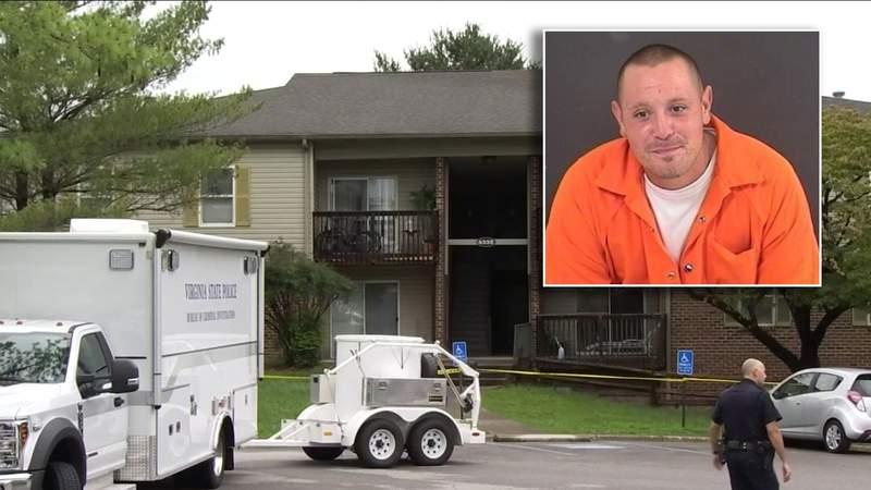 Warrants show how police found suspected Roanoke County bomb maker