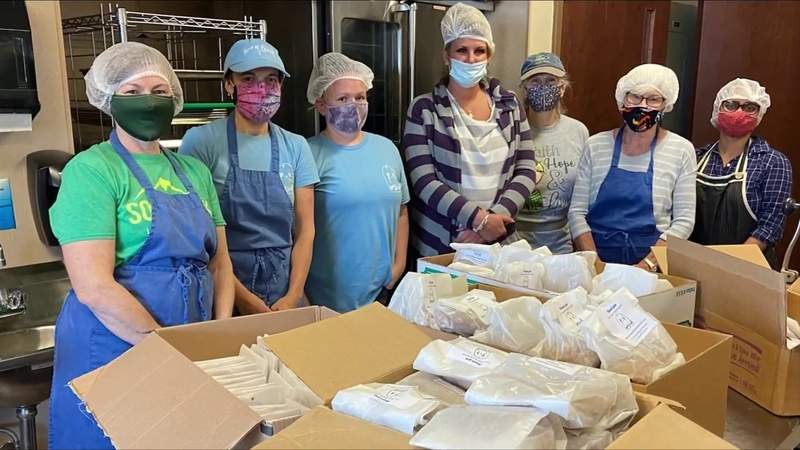 House of Bread helps woman find support systems