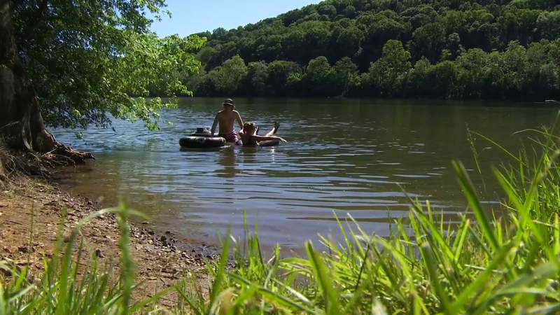 New River Junction celebrates 40 years of tubing in Montgomery County
