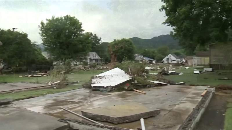 Community continues to recover 5 years after deadly West Virginia flood