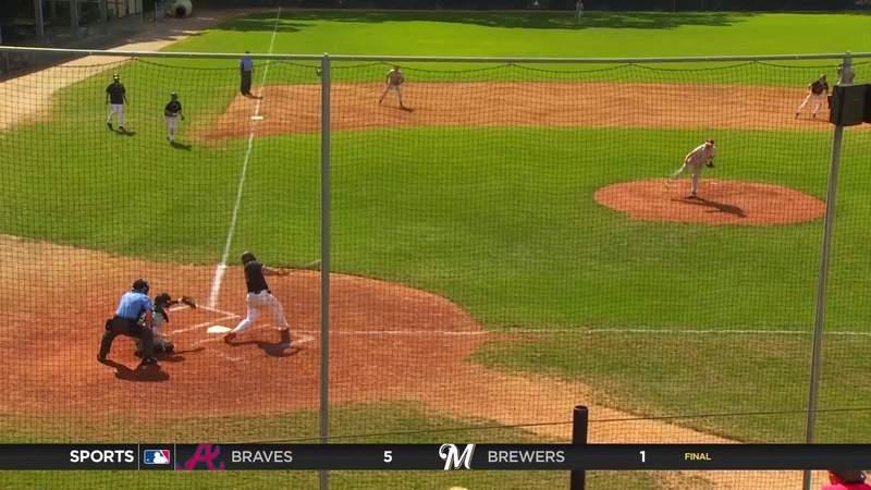 Lynchburg baseball splits doubleheader with Bridgewater