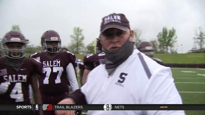Salem preps another State title tilt vs Lake Taylor
