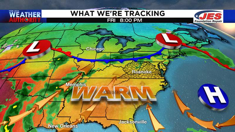 What We're Tracking - Friday
